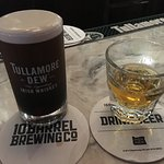 Happy Hour - Tullamore Dew and a shot Guinness $7