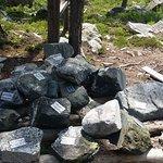 Descriptif des différentes roches