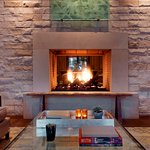 Shadow Mountain Lounge Fireplace