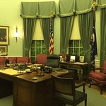 The Truman Oval Office