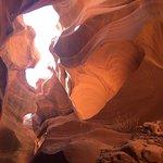Antelope Lower Canyon Foto