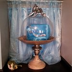 Cinderella's Attic Decoration Glass Slipper