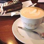 cappuccino a dortík