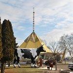 Wisconsin Pavillion / Chatty Belle /WCCN / WPKG Radio Station  Neillsville WI Dec 2012