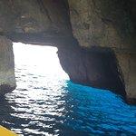 Blue Grotto (Il-Hnejja) Foto