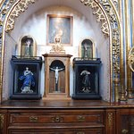 Foto interior de la catedral