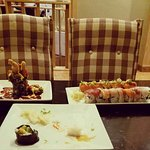 Excelent sushi, the quality is the best , fresh overall a really nice please to eat sushi and th