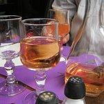 Sentar e beber um maravilhoso rosé...