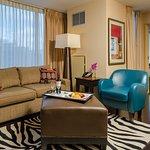 One Bedroom -Ambassador Suite