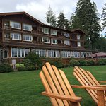 Foto de Alderbrook Resort & Spa