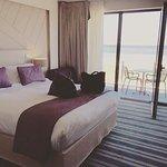 Des chambres modernes et luxueuses !