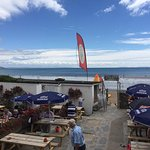 beach with a view - great location easy walking distance of beach and hotels and car parks - enj