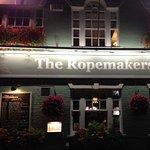 Lively Dorset town pub