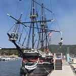 Pirate Ship Tours Foto