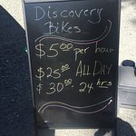 Stehekin Discovery Bikes