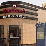 This is Hambone's .... Bar & Grill.  Not Po Boys