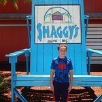 Big chair out front