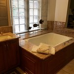 Master Bathroom, Whirlpool tub, Relaxation