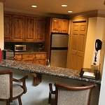 Kitchen Area, Top of the line