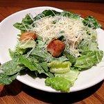 Caesar Salad at Outback Steakhouse Arcadia, CA (25/Jul/16).