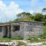 Bath house on the Overseas Highway