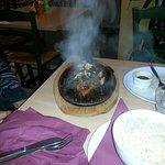That's steam not smoke!