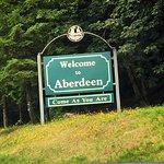 Aberdeen sign