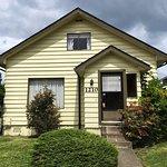 Kurt Cobain's old childhood house