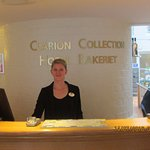 Clarion Collection Hotel Bakeriet Foto