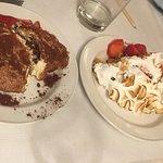 Trifle and tiramisu are the best
