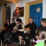 flamenco singers & dancers