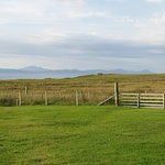 View of Mull from front of Creag nan Ubhal