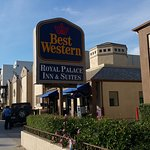 Foto de BEST WESTERN Royal Palace Inn & Suites