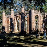 Foto de Old Sheldon Church Ruins