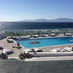 Foto de Mykonos Bay Hotel