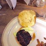The 'premium' Wagyu Burger £13.50