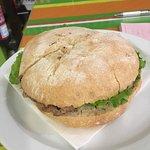 hamburguesa vegetal carne de lentejas