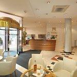 Lobby bar, hall, reception