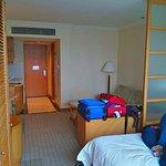 kamar yang luas