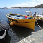 Gala's fishing boat
