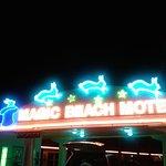 Magic Beach Motel Foto