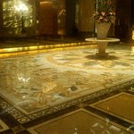 THE MAGNIFICIANT FLOOR AND MARBLE WORK