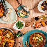 Paella & Tapas