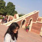 Kavita at Jantar Mantar