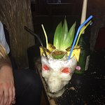 Had a great time at tiki den very good value for money and cool atmosphere!