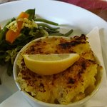 Fantastic fish pie!