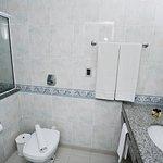 Banheiro da Suíte Lateral
