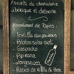 Un menu