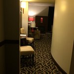 Huge room in a great location!