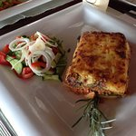 mousaka was very tasty!